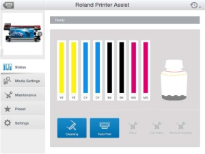 Roland Printer Assist